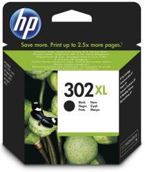 tinta negra hp 302xl