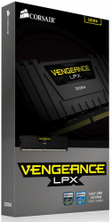 corsair vengeance lpx negro ddr4 2666mhz 16gb 2x8gb cl16