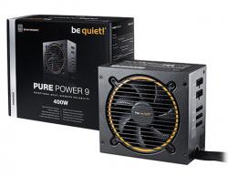 be quiet pure power 9-cm 400w 80 plus silver