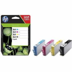 tinta pack hp 364 cmyk