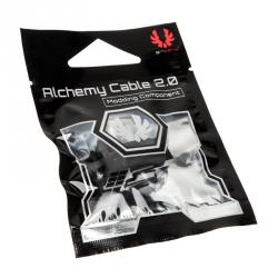 bitfenix alchemy 2.0 psu pci-e 6pin pack negro