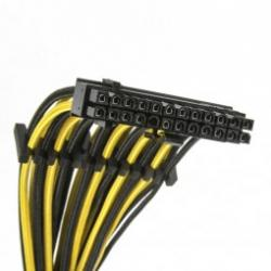 bitfenix alchemy 2.0 psu cable kit evg-series negro/amarillo