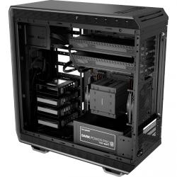be quiet dark base 900 negra/plata