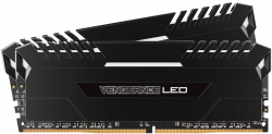 corsair vengeance led blanco ddr4 3000mhz 16gb 2x8gb cl15