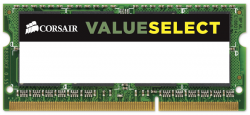 corsair valueselect sodimm ddr3 1600mhz 4gb cl11