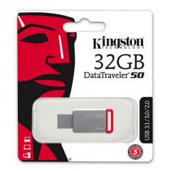 kingston datatraveler 50 32gb usb 3.1