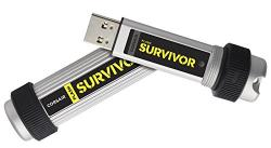 pendrive 256gb corsair flash survivor
