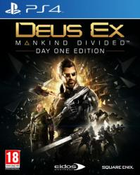 deus ex: mankind divided day one ps4