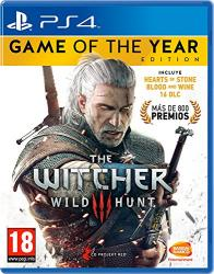 the witcher 3: wild hunt game of the year ps4