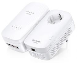 tp-link tl-wpa8730 av1200 gigabit powerline kit