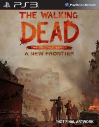 the walking dead: a new frontier ps3