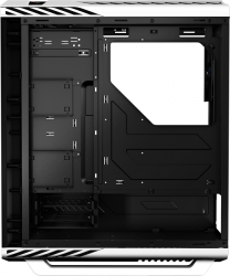 aerocool p7-c1 tempered glass edition blanca