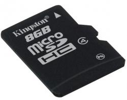 kingston microsdhc 8gb clase 4