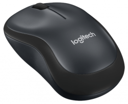 logitech wireless mouse m220 silent gris marengo
