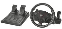 trust gaming gxt 288 racing wheel ps3/pc
