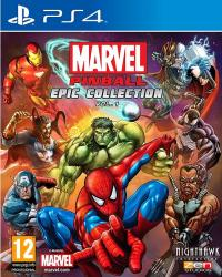 marvel pinball greatest hits: volume 1 ps4