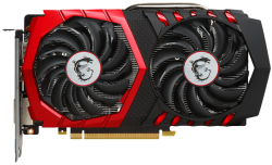 msi geforce gtx 1050ti gaming x 4g 4gb gddr5