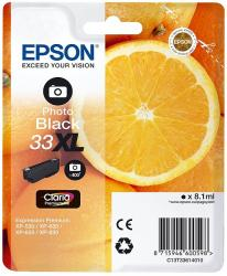 tinta epson negra photo 33xl