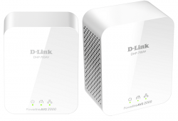 home plug d-link dhp-701av powerline
