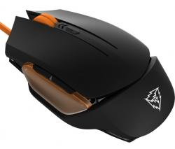 ratón thunderx3 tm10 gaming naranja