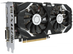 msi geforce gtx 1050ti 4gt oc 4gb gddr5