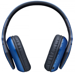 auriculares hiditec cool bluetooth azul