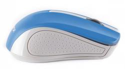 approx optical mouse wireless v2 azul