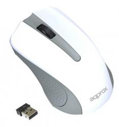 approx optical mouse wireless v2 blanco