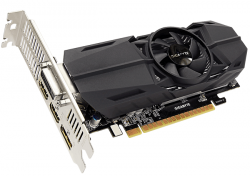 gigabyte geforce gtx 1050 oc low profile 2gb gddr5