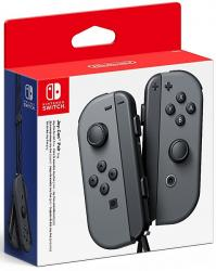 mandos nintendo switch joy-con gris