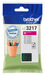 tinta brother magenta lc3217m