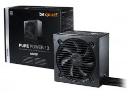 be quiet pure power 10 400w 80 plus silver