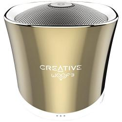 creative labs woof 3 bluetooth dorado
