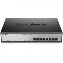 switch d-link dgs-1008mp 8p