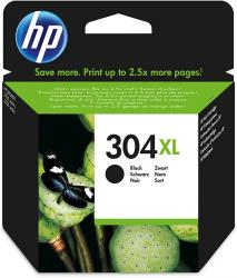 tinta negra hp 304xl