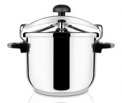 olla taurus pressure cooker on time classic 10l