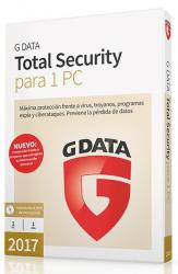 g data total security 2017 1 licencia