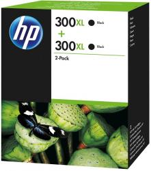 tinta pack negra hp 300xl