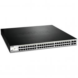 switch d-link dgs-1210-52mp 52 puertos