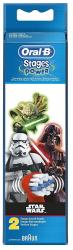 recambio cabezal oral-b stages power kids star wars pack x2
