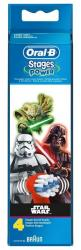 recambio cabezal oral-b stages power kids star wars pack x4