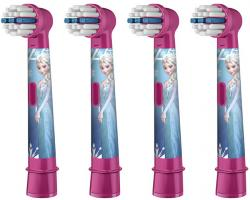 recambio cabezal oral-b stages power kids frozen pack x4