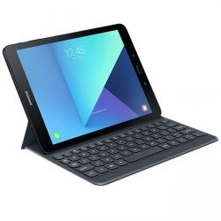 funda book cover keyboard galaxy tab s3 gris