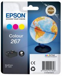 tinta epson color 267