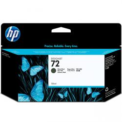 tinta negra mate hp 72 (130ml)