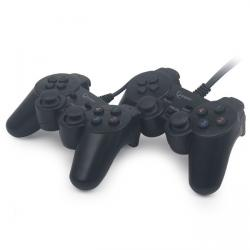 gembird gamepad double dual vibration usb