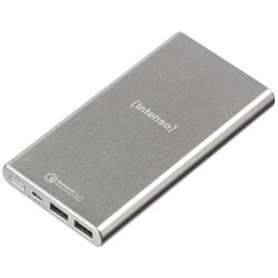 power bank intenso q10000 plata