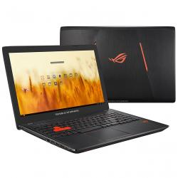 asus rog strix gl553vd-dm470 i5-7200hq 4gb 1tb gtx1050 15.6''