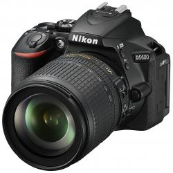 nikon d5600 kit + af-s 18-105mm vr dx