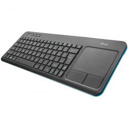 trust veza wireless con touchpad